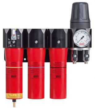 SATA Filter 584 3-stufiger Sinter/Feinfilter/Aktivkohle