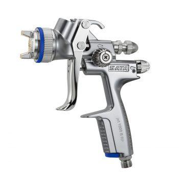 SATAjet® 1000 B RP® mit Düse und 0,6 l QCC-Kunststoff-Mehrwegbecher mit Drehgelenk